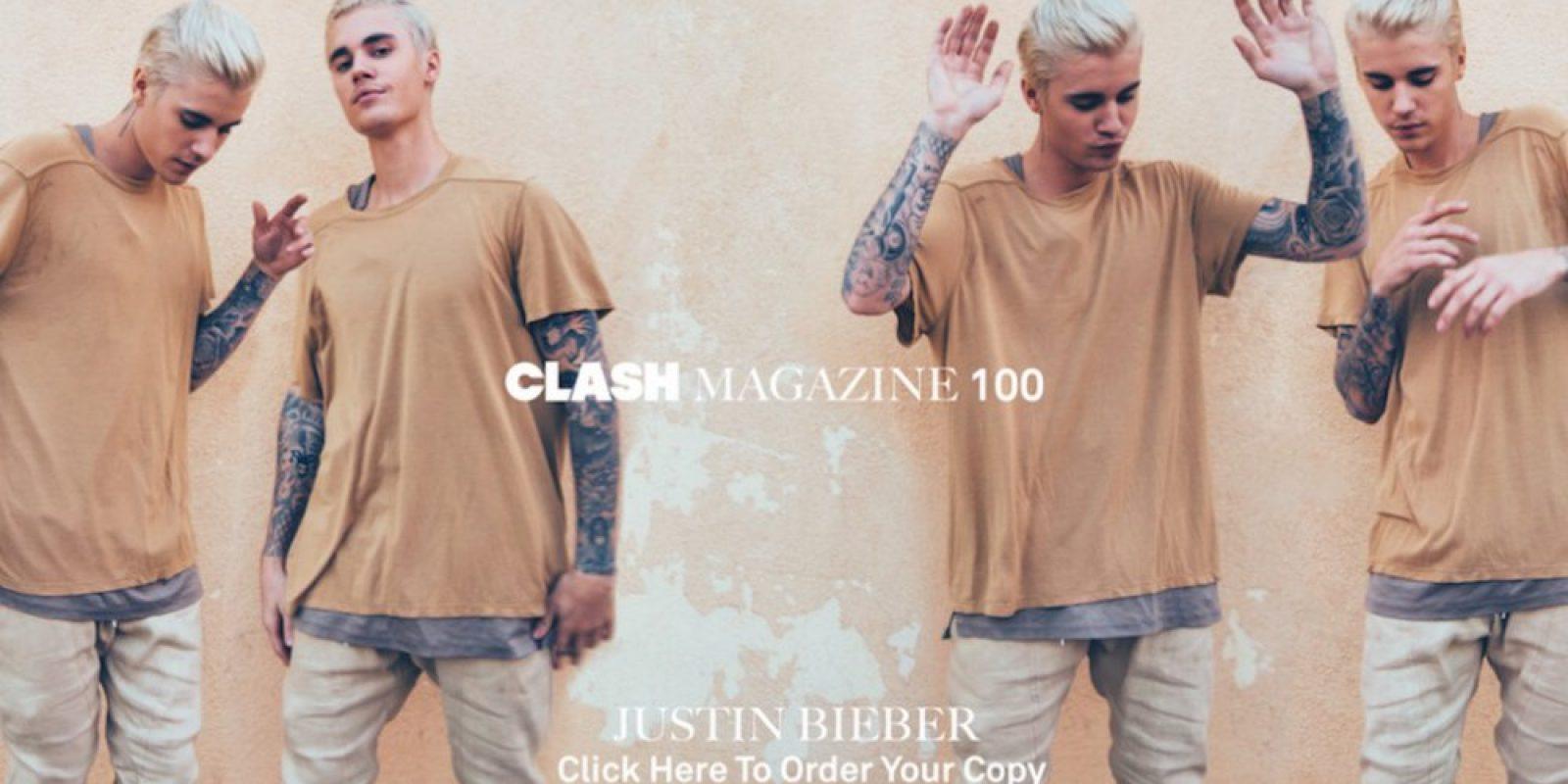 . Imagen Por: Clash Vía instagram.com/justinbieber/