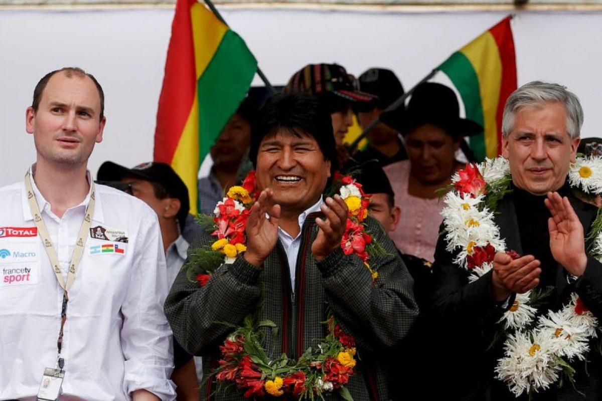 Asumió el poder oficialmente el 22 de enero de 2006. Foto:Getty Images. Imagen Por: