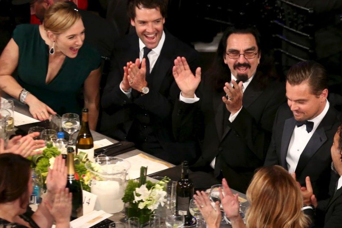Ha sido nominado cinco veces al Oscar Foto:Getty Images. Imagen Por: