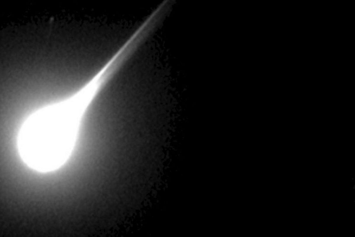 Sólo los grandes alcanzan la superficie para convertirse en meteoritos. Foto:Getty Images. Imagen Por:
