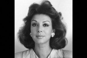 11 mujeres que fueron conquistadas por narcotraficantes Virginia Vallejo, periodista colombiana que tuvo un romance con Pablo Escobar. Foto: Wikipedia.org. Imagen Por: