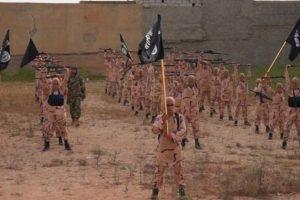 Estado Islámico pretende ser un estado autosuficiente. Foto:AP. Imagen Por: