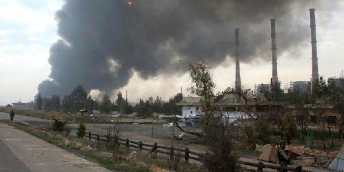 Rusia bombardea bastiones rebeldes sirios antes de la tregua