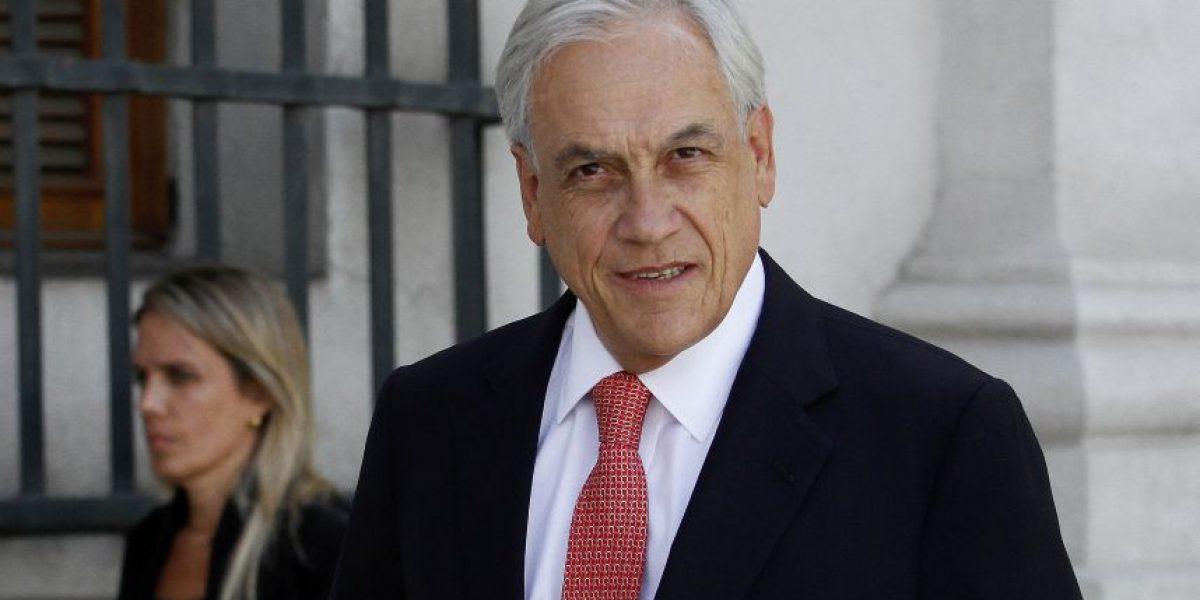 Sebastián Piñera publicó imagen durante reunión con Bachelet y Dilma Rousseff