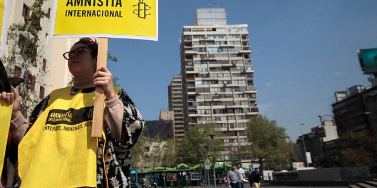 Amnistía Internacional Chile y proyecto de aborto: