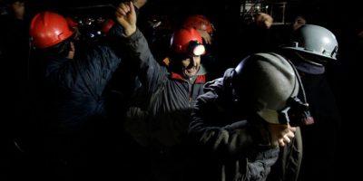Tras cuatro días movilizados, ex mineros de yacimiento Santa Ana deponen protesta bajo tierra