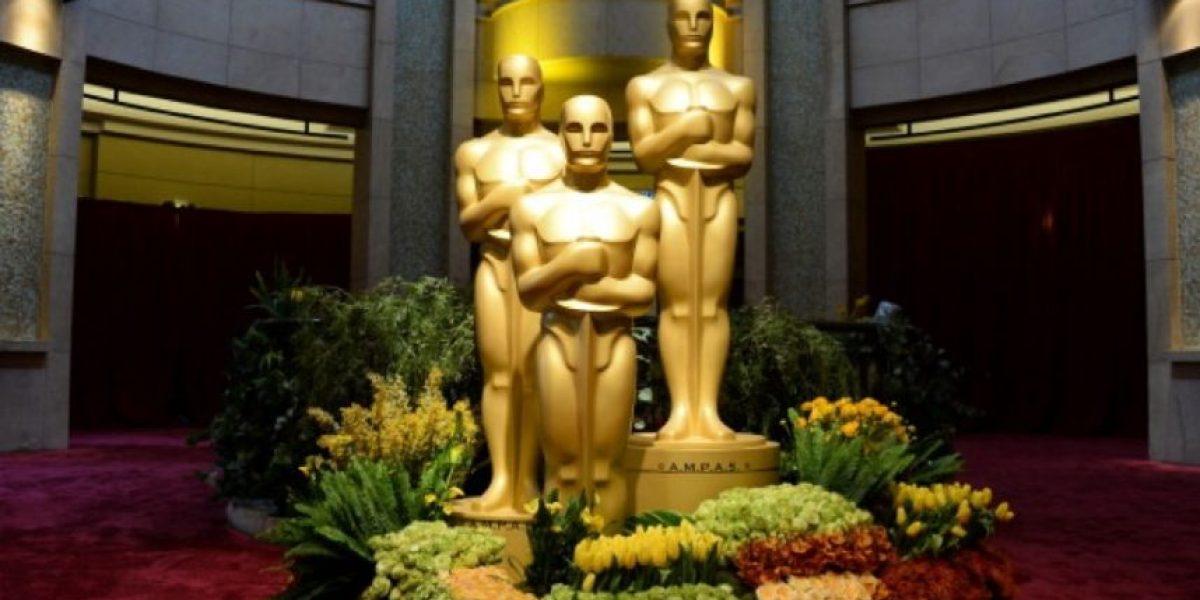 ¿Pueden encontrar al Oscar entre estos C-3PO?