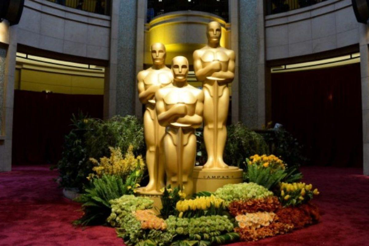 El premio Oscar se entregará este domingo. Foto:Getty Images. Imagen Por: