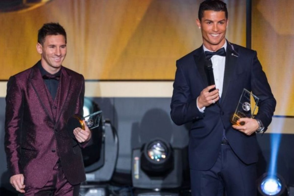 2. E incluso, tuvo un gran gesto con él. Foto:Getty Images. Imagen Por:
