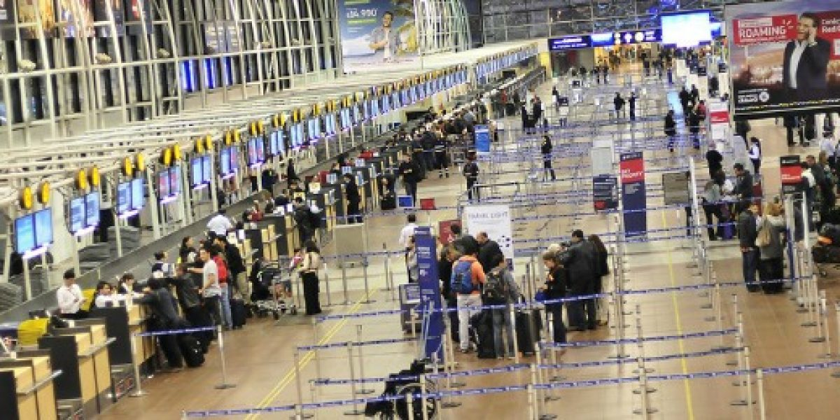 Transporte aéreo de pasajeros creció este enero 7,8% respecto a igual mes 2015