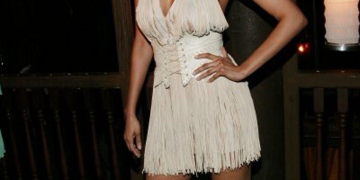 Así luce Tyra Banks después de su embarazo