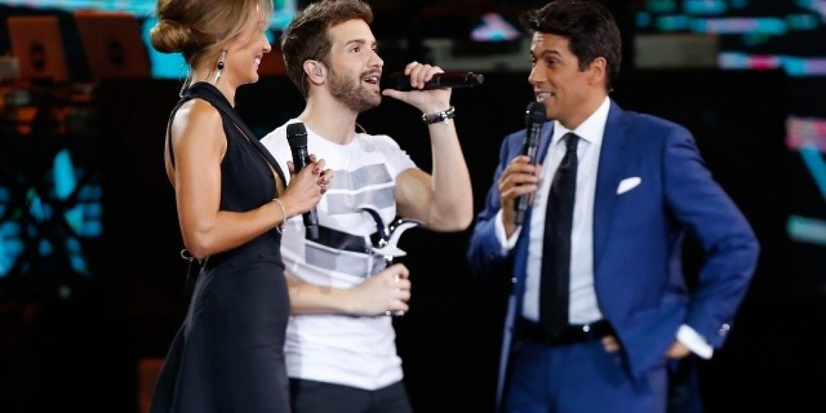 Pablo Alborán enamoró a la Quinta en su triunfal regreso al Festival