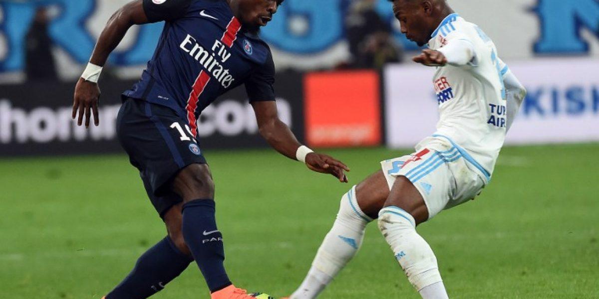 Sigue cortado: Aurier fue relegado al segundo equipo del PSG tras sus polémicos dichos