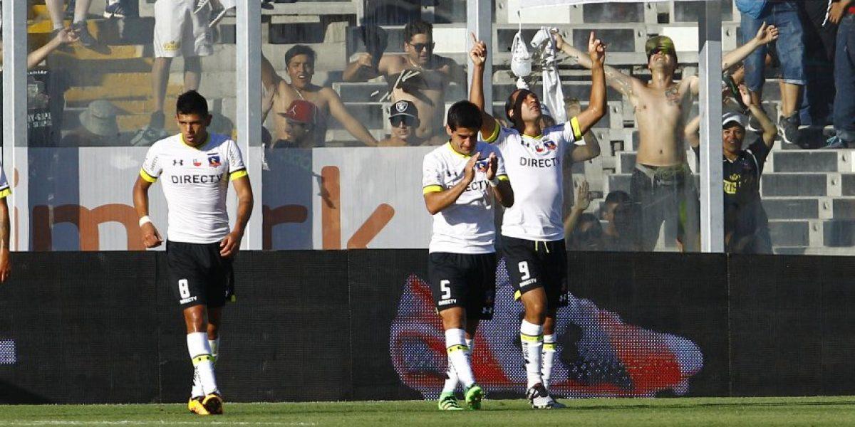 Increíble: La U marcó en un partido todos los goles que ha hecho Colo Colo en el torneo