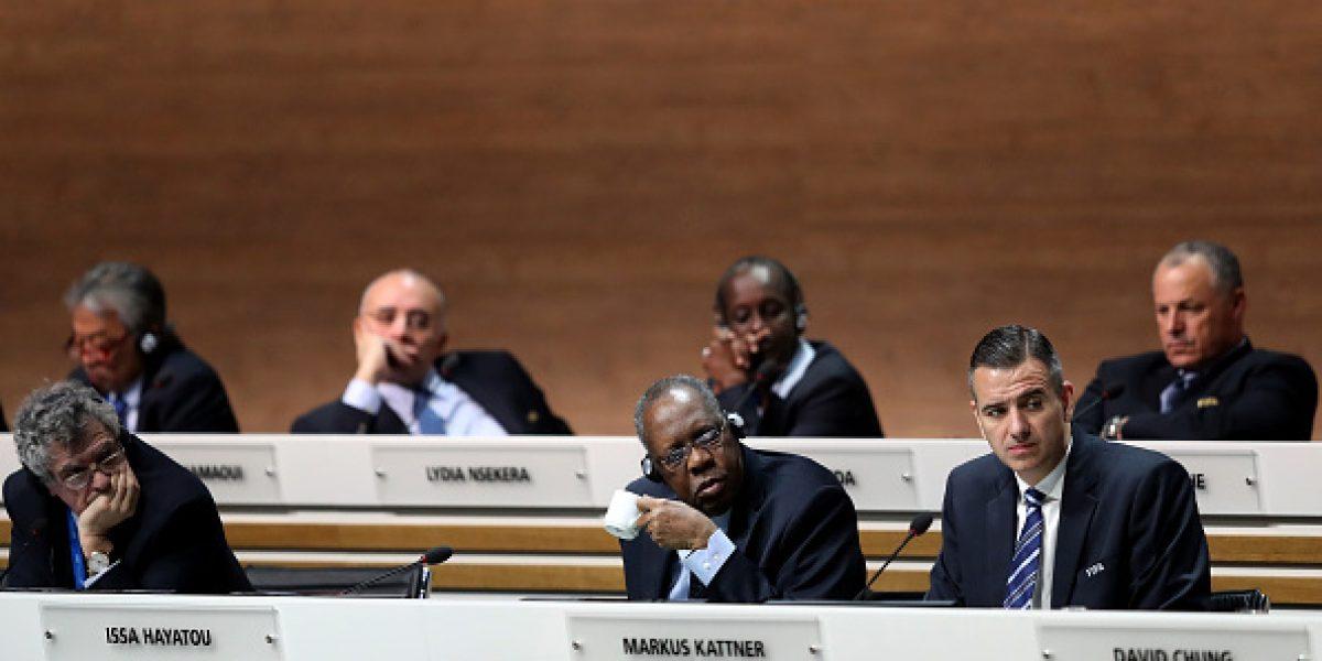 Tres votos de diferencia: Presidente de la FIFA se elegirá en segunda vuelta