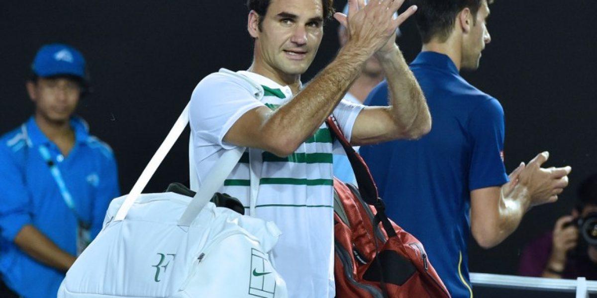 Habrá que esperar para ver a su majestad: Federer no reaparecerá hasta Montecarlo