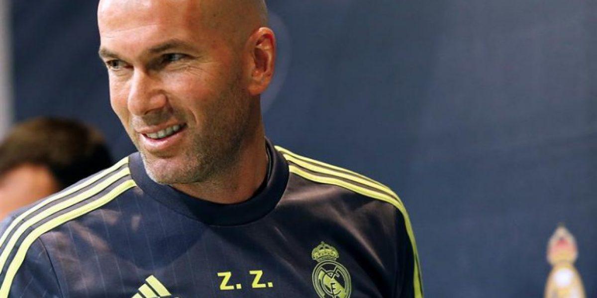 Zidane afirma que no dirán adios a la Liga aunque pierda el derbi frente al Atlético