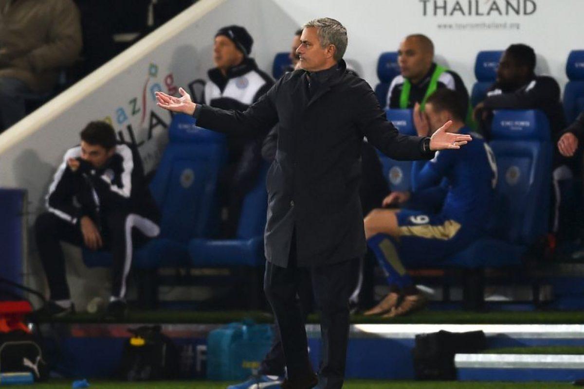 Parecía que José Mourinho tenía un nuevo problema Foto:Getty Images. Imagen Por: