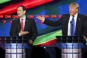 Aunque hubo muchos ambiciosos solo quedan cinco republicanos en la competencia. Foto:AFP. Imagen Por: