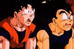 """5. Nunca nadie termina de conocer al otro: los personajes de """"Dragon Ball Z"""" siempre sorprendieron con las facetas de su personalidad. Ese fue el caso de Vegeta, que odiaba a los gusanos, como se vio en la saga de Majin Boo. Foto:vía Toei. Imagen Por:"""