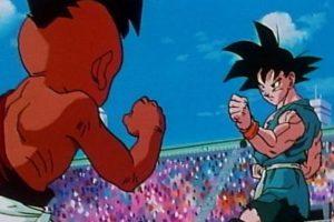 """En """"Dragon Ball Super"""" Gokú llega a esforzarse por trabajar en una granja. Pero no funciona. Asimismo, al final de la saga de Majin Boo, reta a Oob y así como así, se va. Foto:vía Toei. Imagen Por:"""