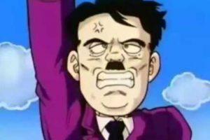 Asimismo Hitler, quien revive del infierno en uno de los OVA`S. Foto:vía Toei. Imagen Por: