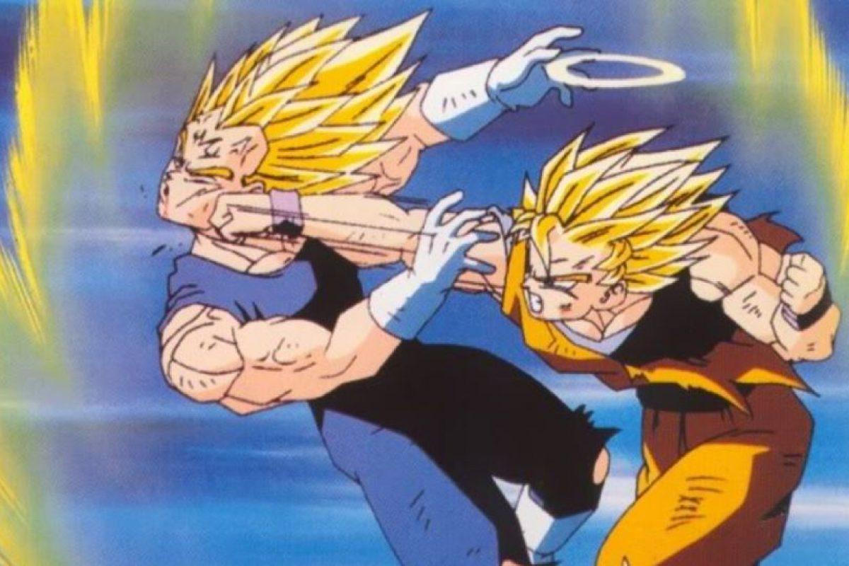 Y que nunca se relaja. Que por eso no puede vencer a Goku. Foto:vía Toei. Imagen Por: