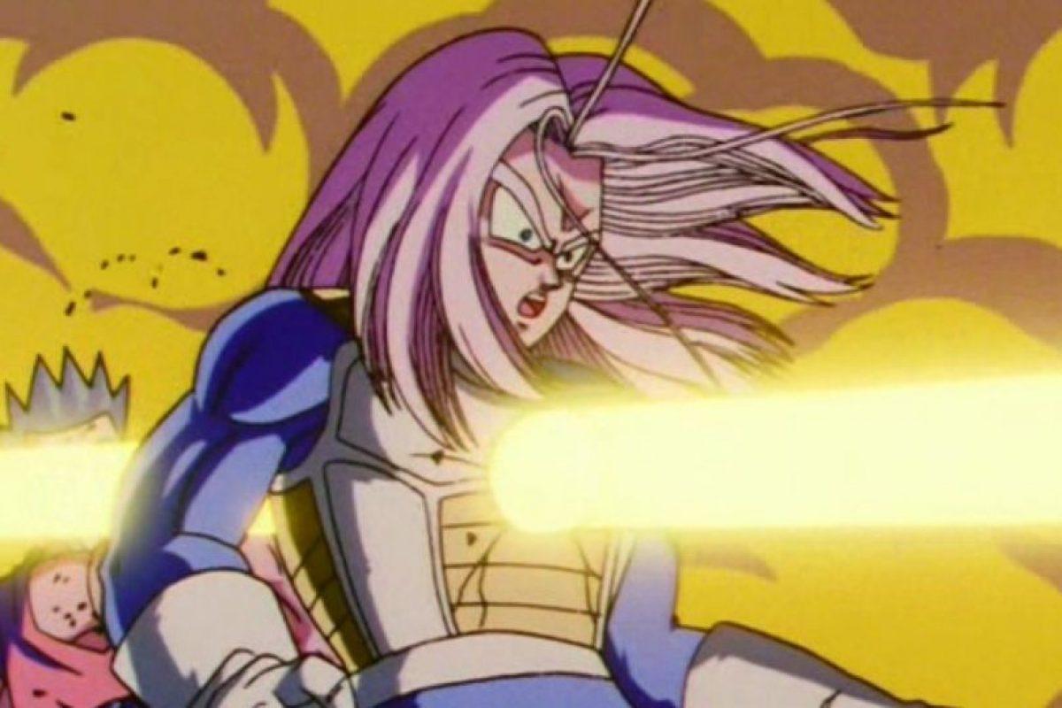 Pero en la batalla final vuelve a ser asesinado por él, luego de que Gokú se sacrifica. Foto:vía Toei. Imagen Por: