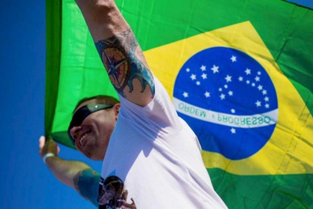 8. Brasil. Foto:vía Getty Images. Imagen Por: