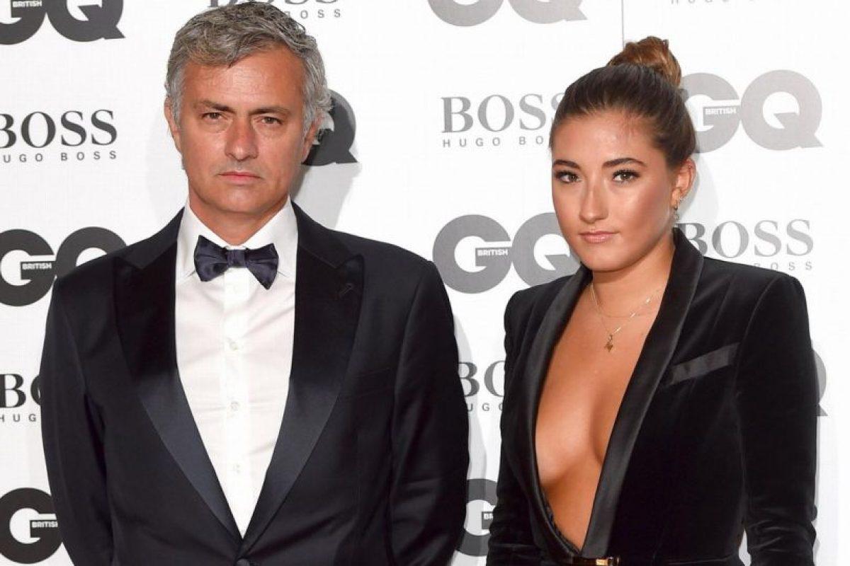 Pero en realidad la chica sale con un joven de su edad que tiene un nombre idéntico al del futbolista de la Premier League Foto:Getty Images. Imagen Por: