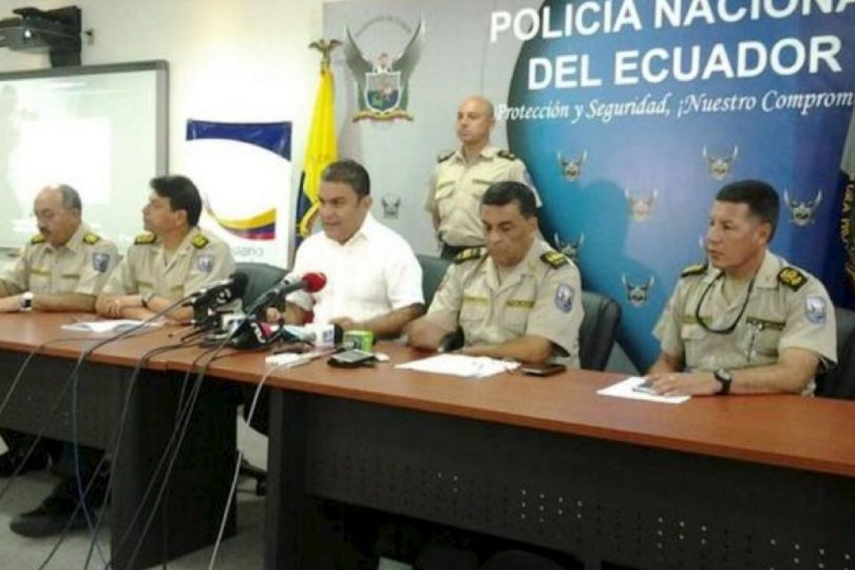 7. La policía de Ecuador comparte esta casilla. Foto:Twitter @PoliciaEcuador. Imagen Por:
