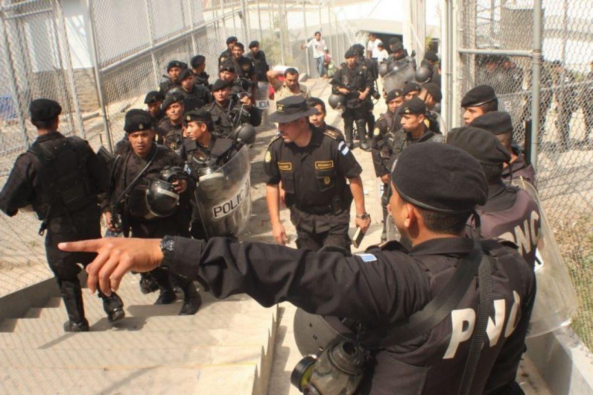 5. La policía de Guatemala ocupa la casilla 123, con un 23 puntos. Foto:Wikipedia Commons. Imagen Por: