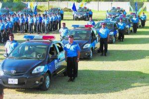 4. En la casilla 130 se encuentra la policía de Nicaragua. Tienen 27 puntos Foto:Wikipedia.org. Imagen Por: