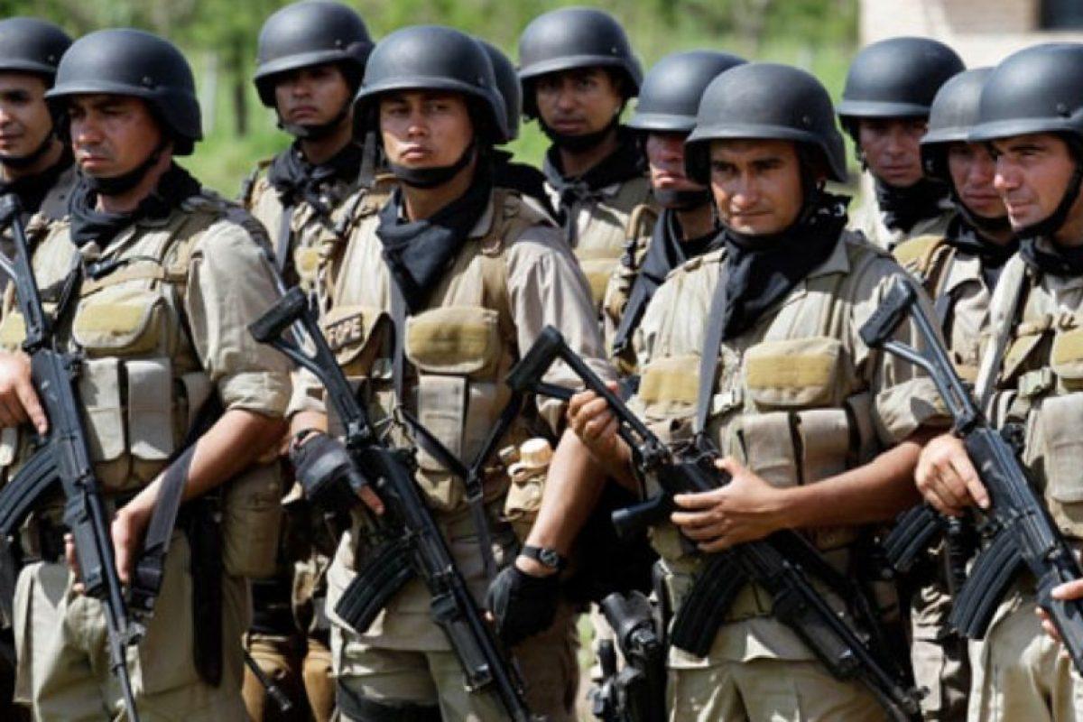 3. Al igual que la anterior la policía de Paraguay ocupa la posición 130. Y tiene 27 puntos. Foto:starmedia.com. Imagen Por: