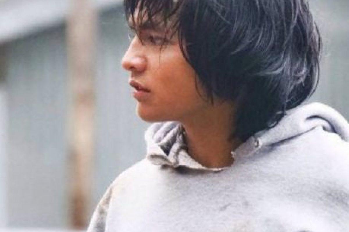 El adolescente y sus facciones finas causan revuelo. Foto:vía Twitter. Imagen Por: