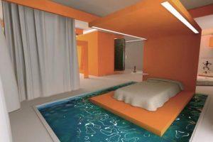 ¿Qué les parece este hotel con alberca en la habitación? Foto:Wikicommons. Imagen Por: