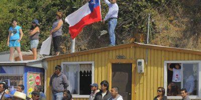 Bachelet conmemoró 27F en Vichuquén: