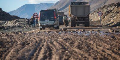 271 personas aisladas dejan intensas lluvias en el norte