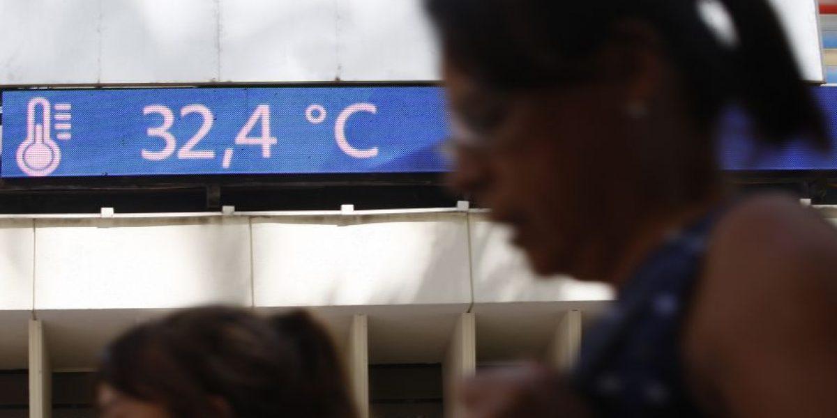 Pronostican nueva ola de calor para este fin de semana en cinco regiones