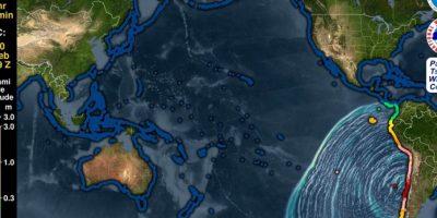 Centro de Alerta de Tsunami de EEUU creó nuevo modelo de simulación del 27F