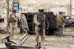 El atentado iba dirigido contra Haji Khan Jan. Foto:Getty Images. Imagen Por: