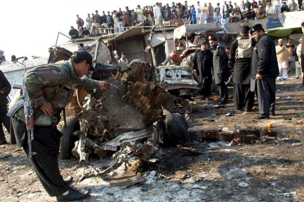 Khan Jan habría muerto en el atentado. Foto:Getty Images. Imagen Por: