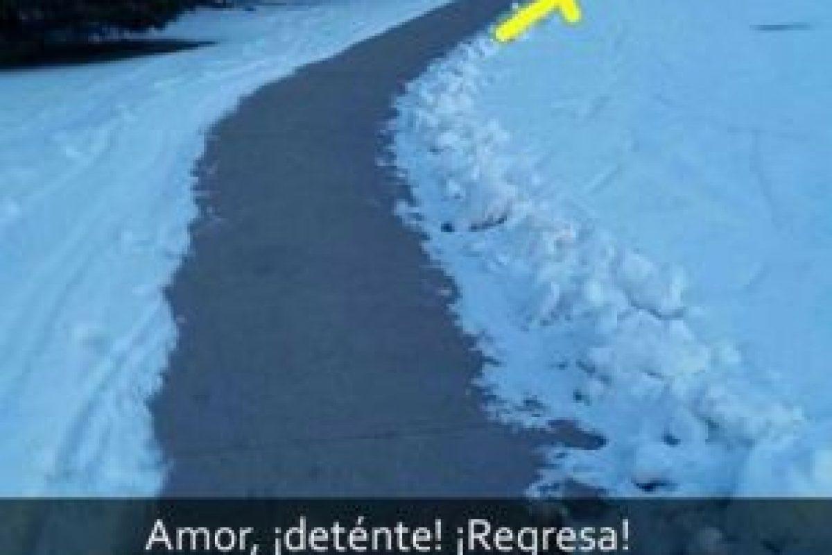 Foto:Vía Snapchat. Imagen Por: