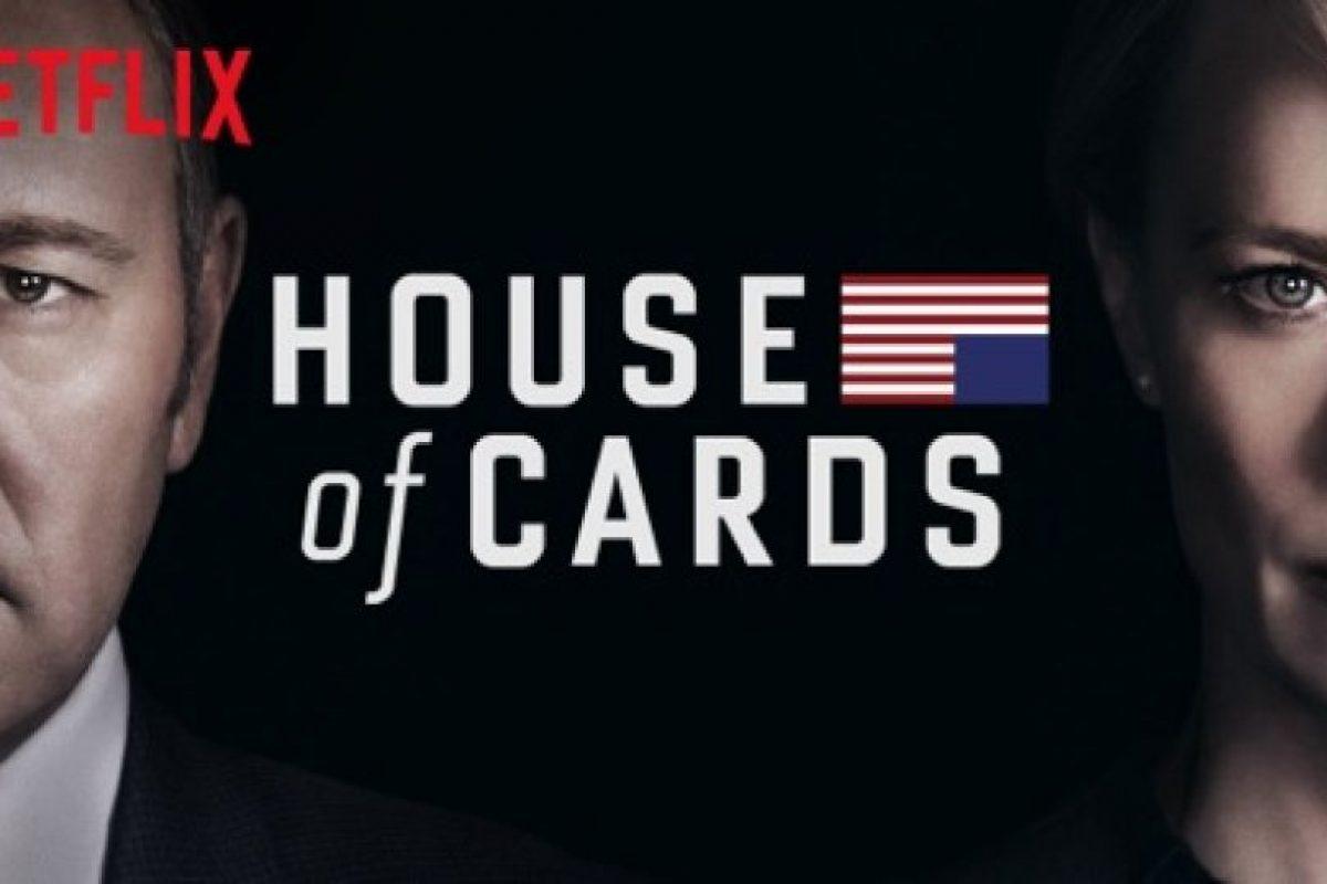 """""""House of Cards"""" temporada 4 – Disponible a partir del 4 de marzo.. Imagen Por:"""