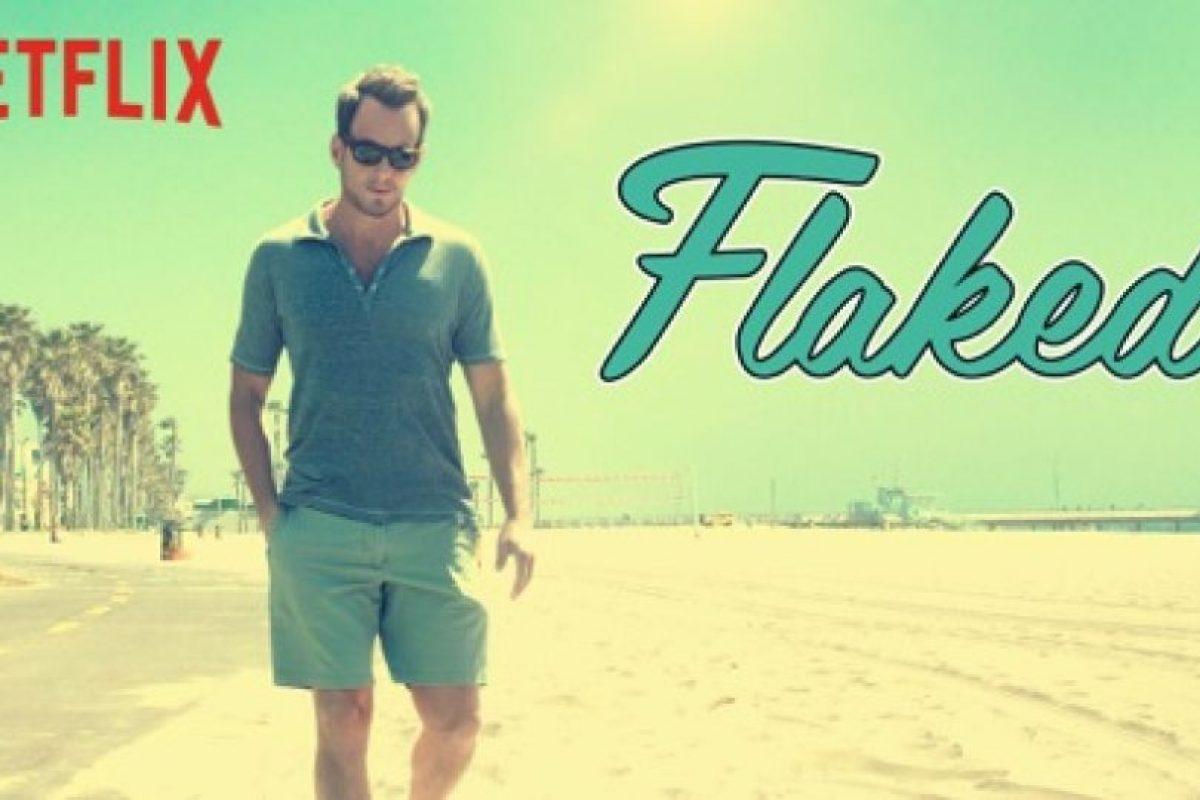 """""""Flaked"""" temporada 1 – Disponible a partir del 11 de marzo.. Imagen Por:"""