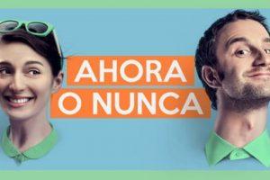 """""""Ahora o nunca"""" – Disponible a partir del 1 de marzo.. Imagen Por:"""