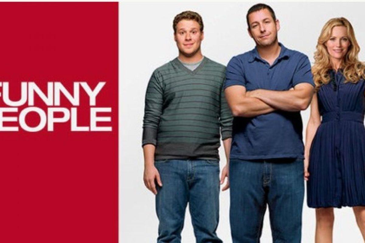 """""""Funny People"""" – Disponible a partir del 14 de marzo.. Imagen Por:"""