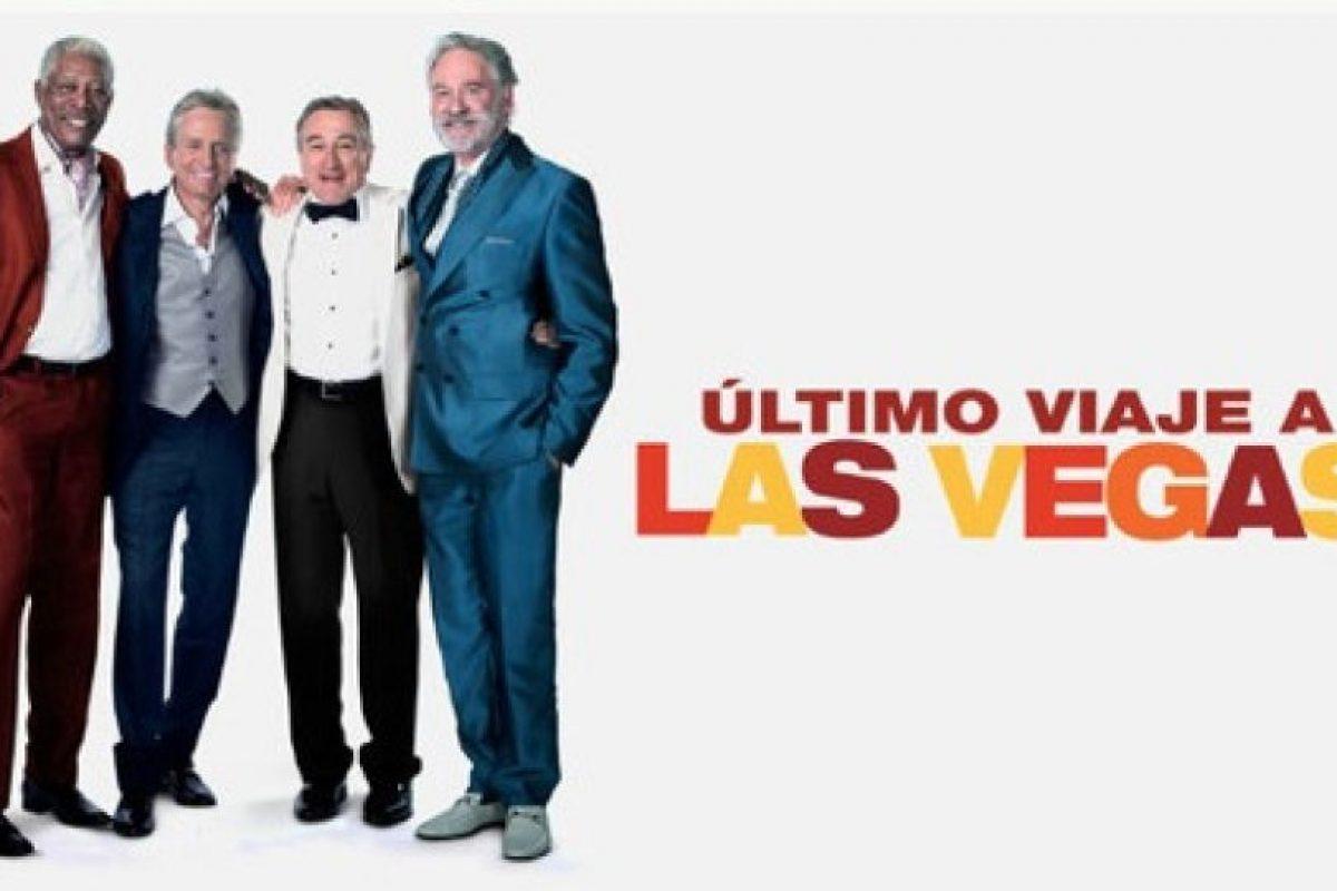"""""""Último viaje a Las Vegas"""" – Disponible a partir del 19 de marzo.. Imagen Por:"""