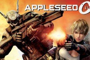 """""""Appleseed Alpha"""" – Disponible a partir del 31 de marzo.. Imagen Por:"""