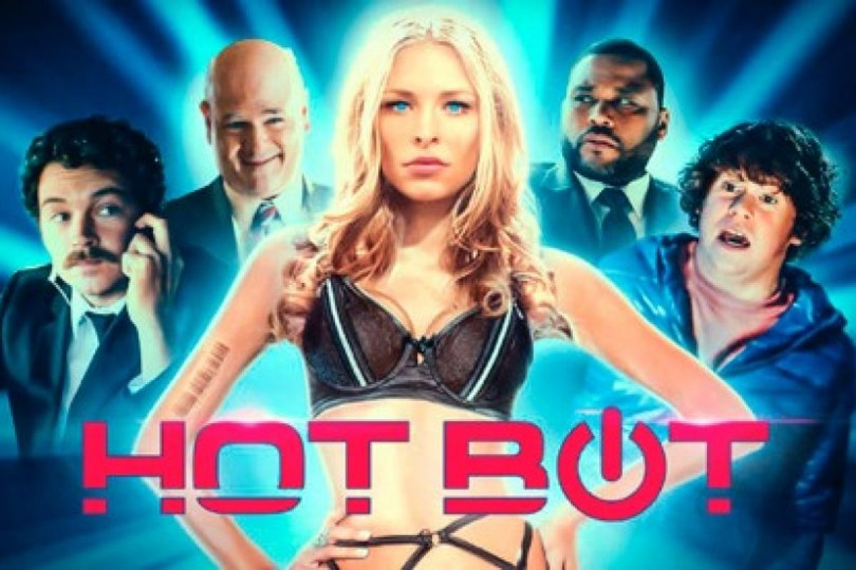 """Hot Bot"" – Disponible a partir del 1 de marzo.. Imagen Por:"